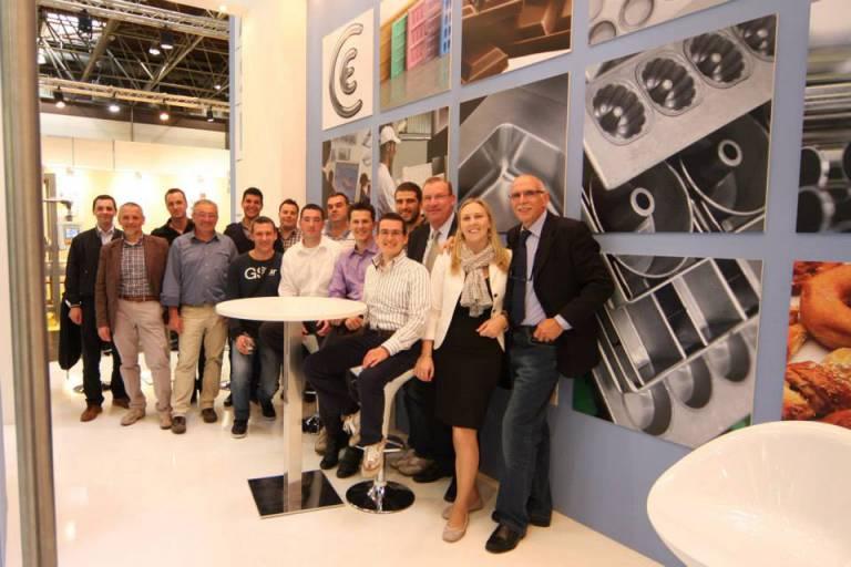 Colussi Ermes alla fiera IFFA 2013
