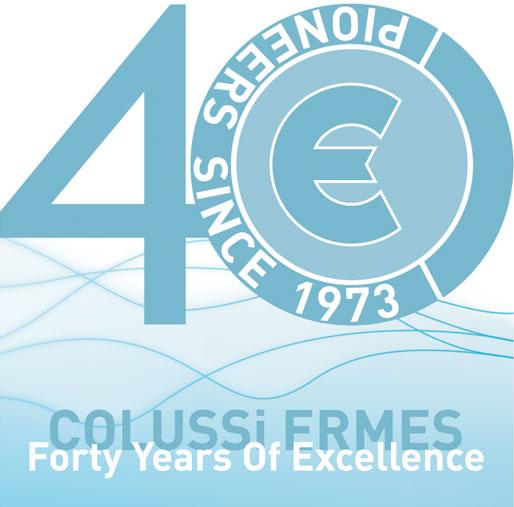 Colussi Ermes – 40 anni