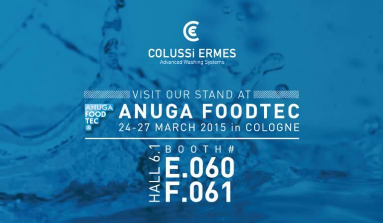 Anuga Foodtech 2015