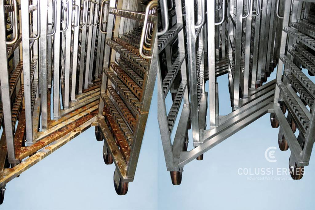Lava carrelli e telai - 14 - Colussi Ermes