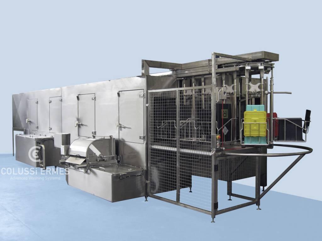 Lava contenitori rifiuti - 4 - Colussi Ermes