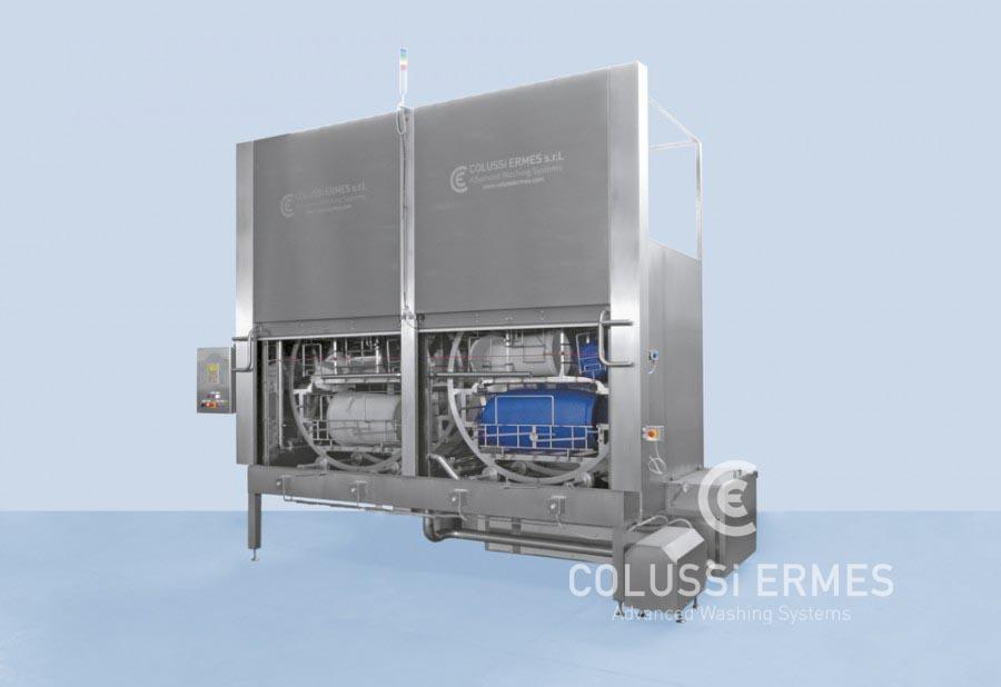 Lava contenitori rifiuti - 5 - Colussi Ermes
