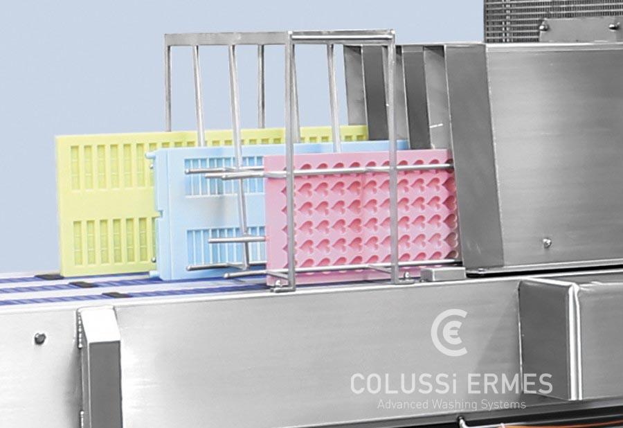 Lava stampi cioccolato - 6 - Colussi Ermes
