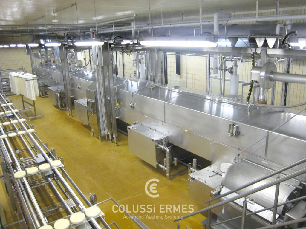 Lava stampi formaggio Block Moulds - 8 - Colussi Ermes